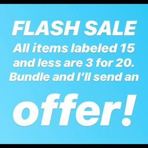 Other - Flash sale